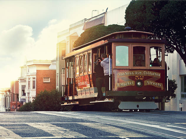 Win tickets to a San Francisco-themed party