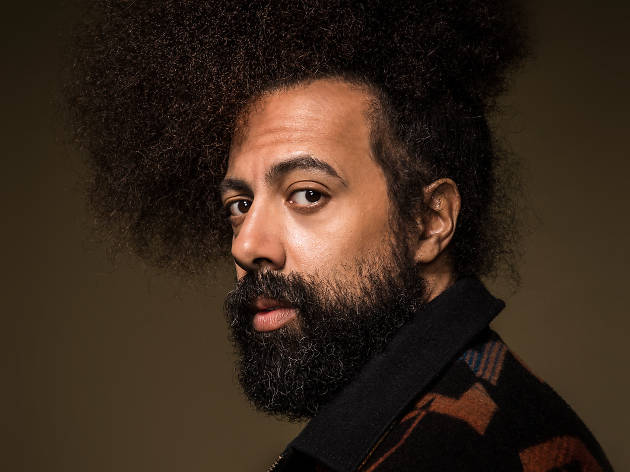 Reggie Watts Just for Laughs 2018 photo supplied