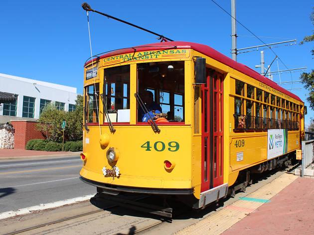 Rock Region METRO Streetcar