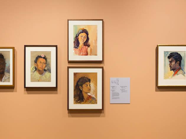 Lim Cheng Hoe - Painting Singapore