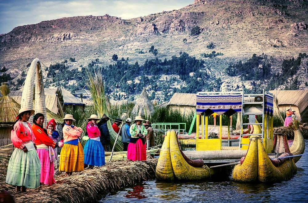 Tour Uros Islands