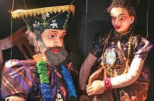 Puppet Showrooms