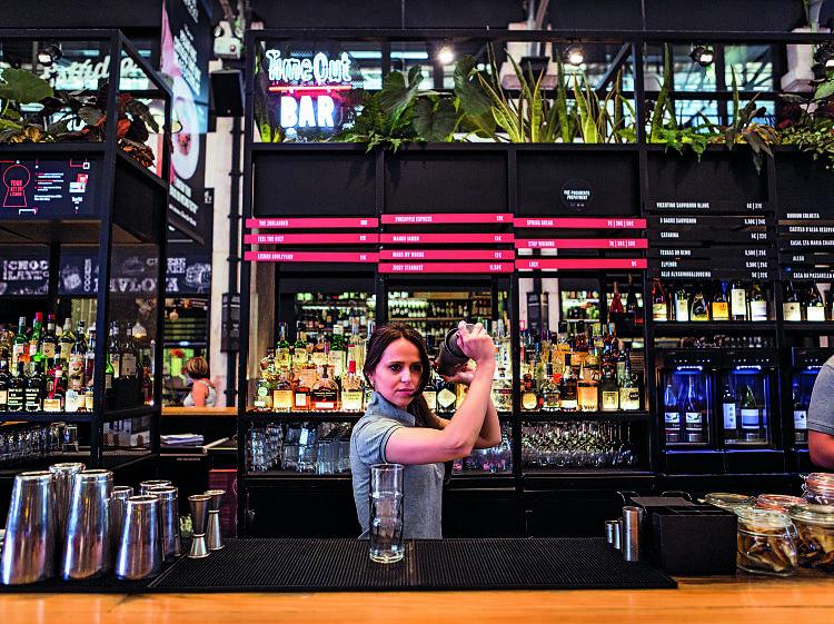 Cocktails de Verão no Time Out Market