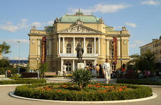 Croatian National Theatre Rijeka