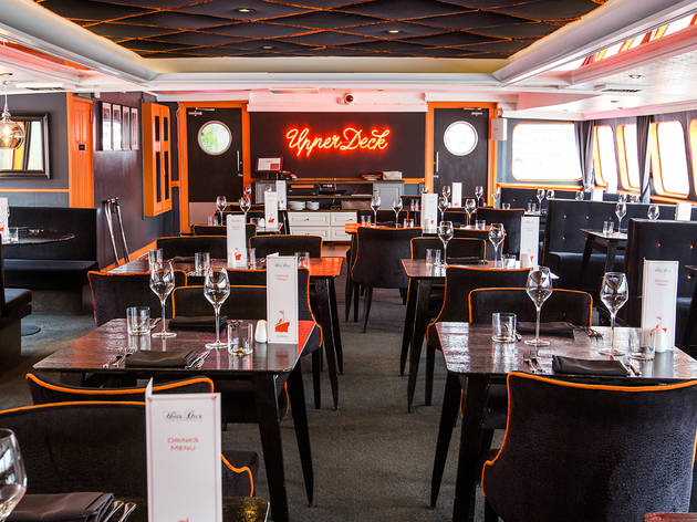 R S Hispaniola Restaurants In Whitehall London