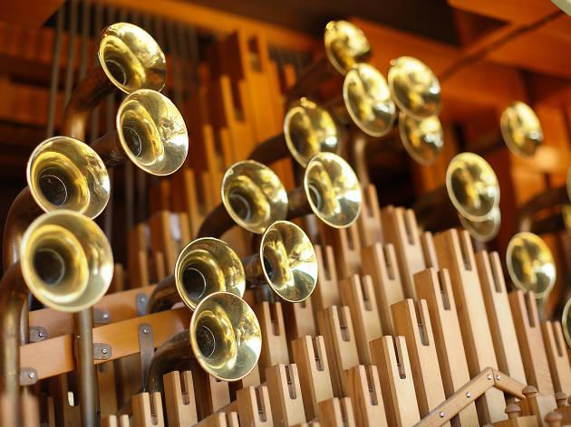 Amersham Fair Organ Museum (generic pic)