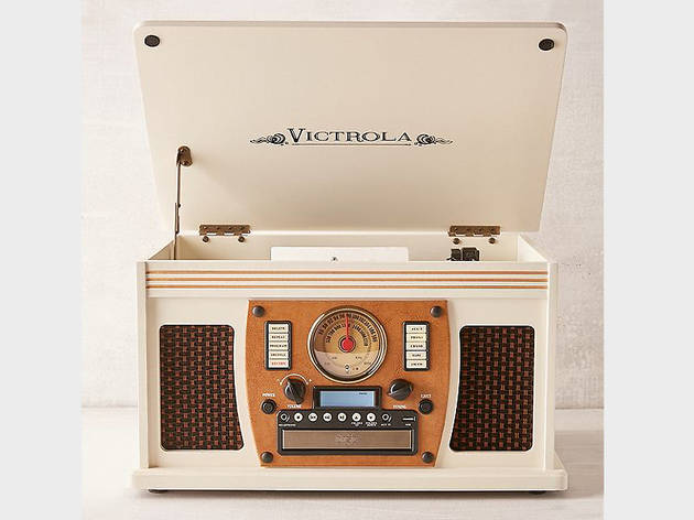 13 Best bluetooth speakers victrola_urbanoutfitters