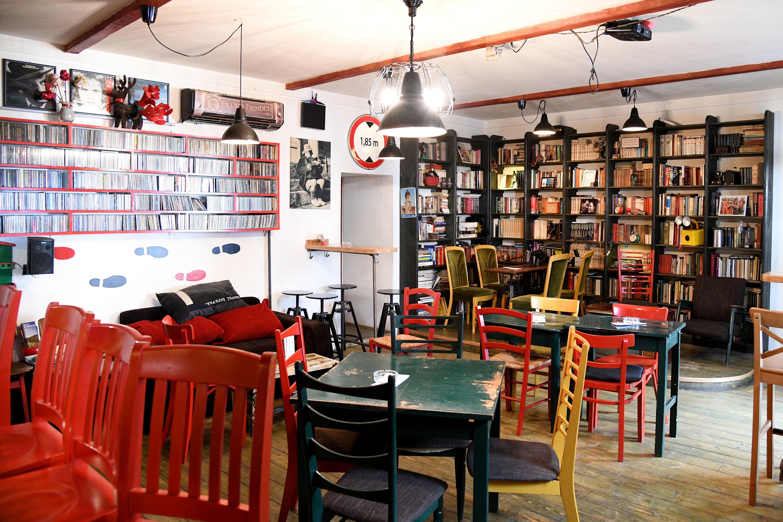 Book Caffe Dnevni Boravak • Rijeka