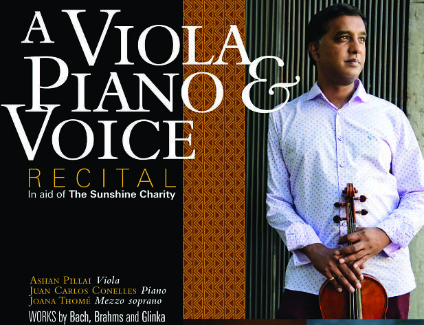 A Viola Piano and Voice