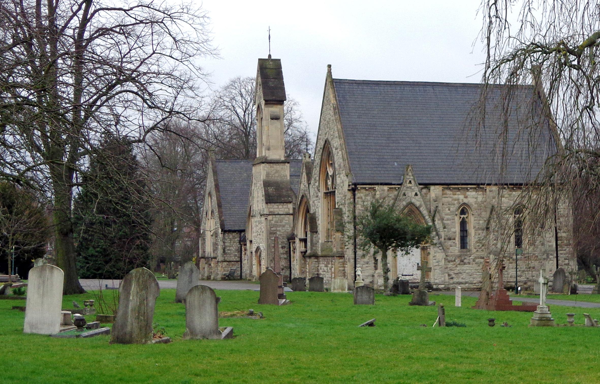 Explore: Paddington Old Cemetery