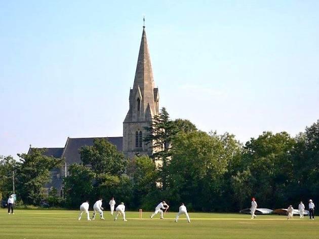 Walker Cricket Ground