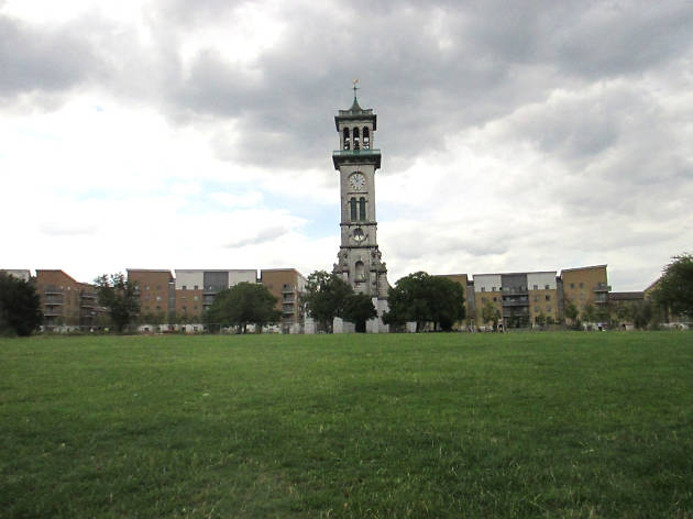 Caledonian Clock Tower