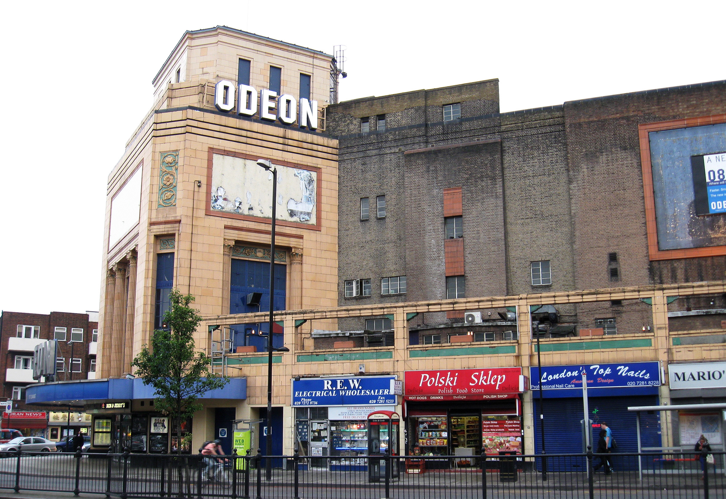 Holloway Road Odeon