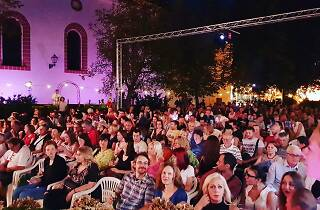 Summer Cinema on Gradec
