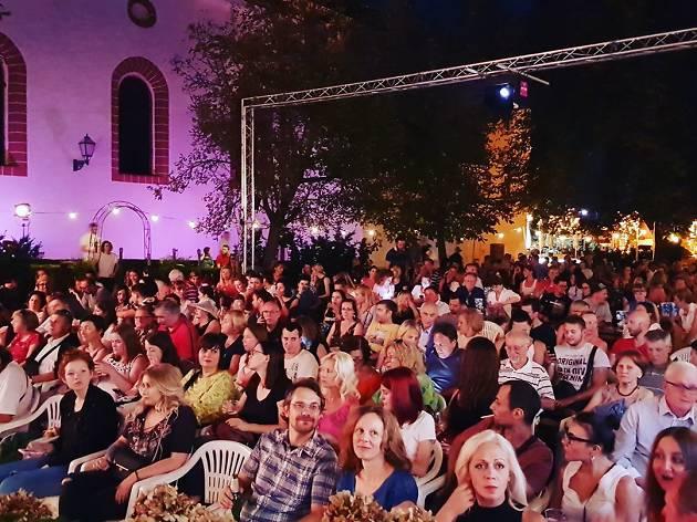 Summer Cinema on Gradec
