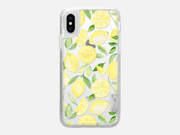 3 iphone cases lemonlicious_casetify