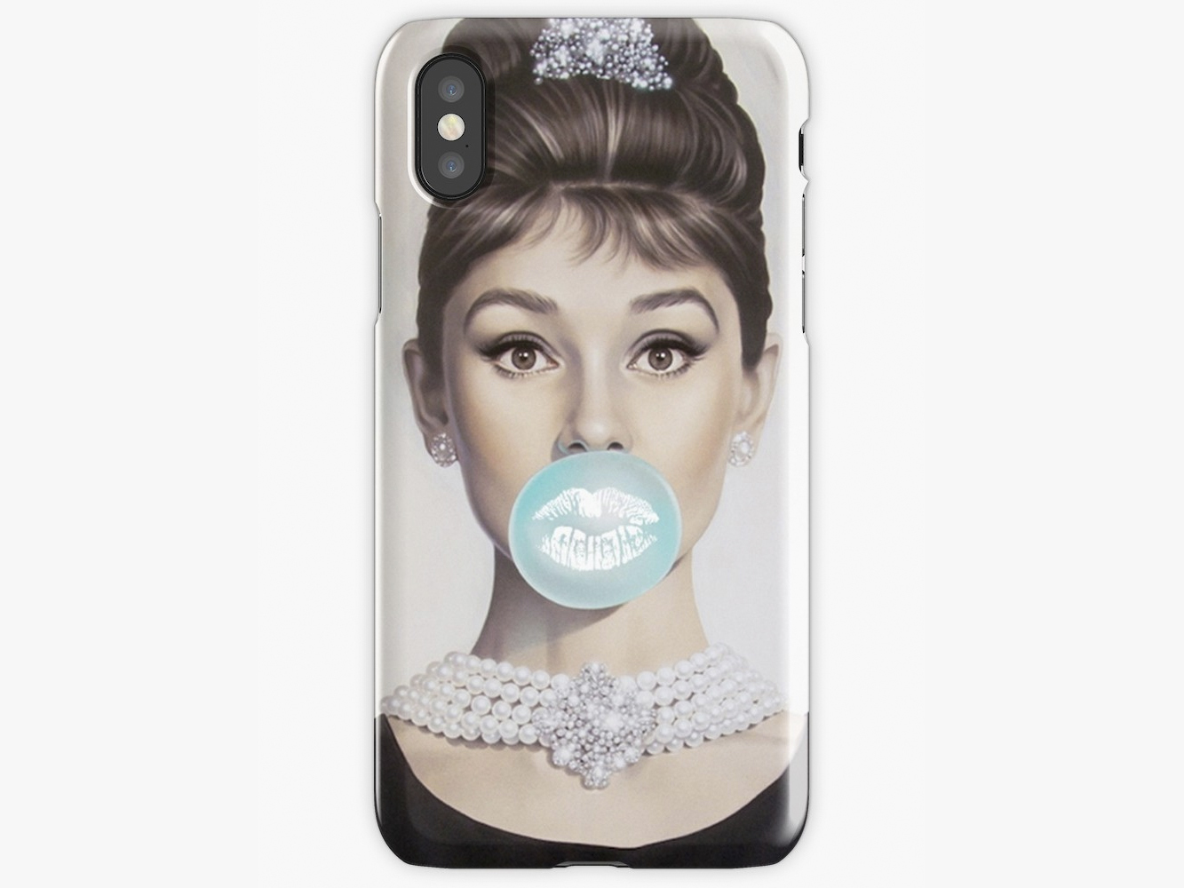 14 iphone cases redbubble audrey