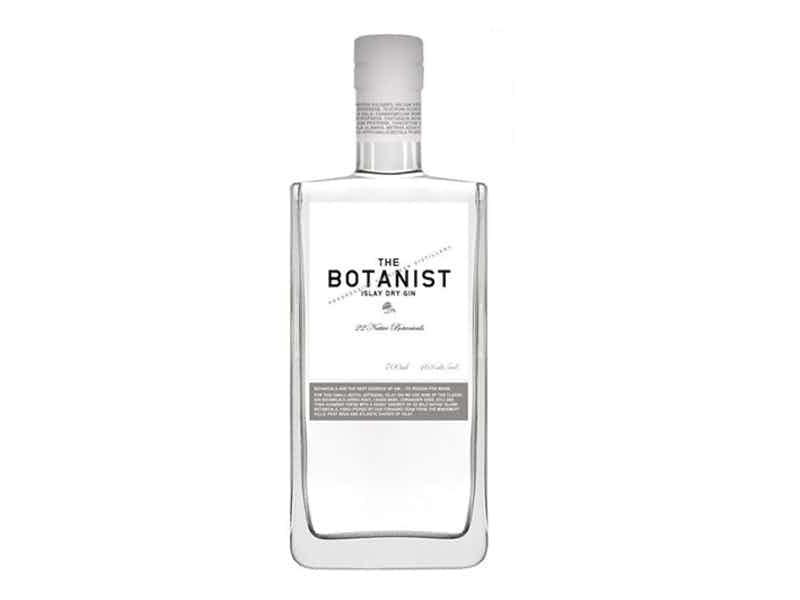5 Best gin thebotanist