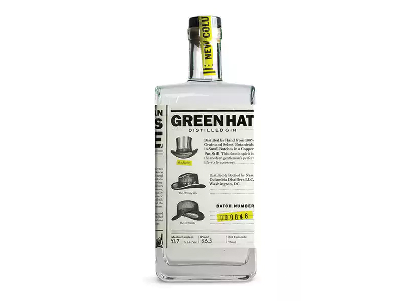 12 Best gin greenhat