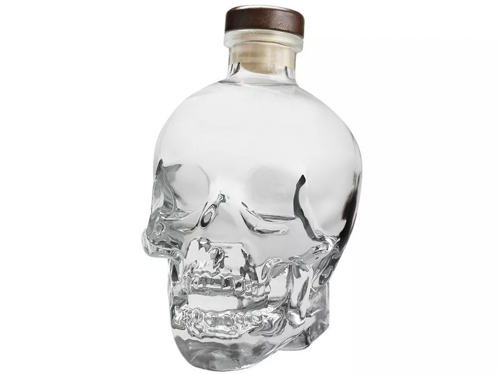 10 Best vodka crystal head