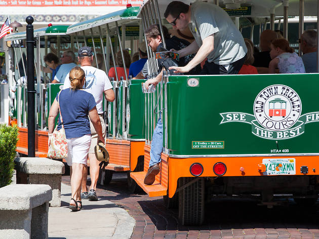 Old Town Trolley Tours, eitw