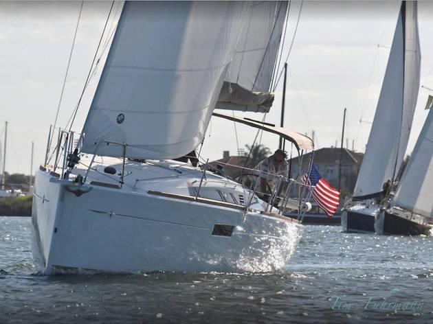 SailTime St Augustine Sailing, eitw