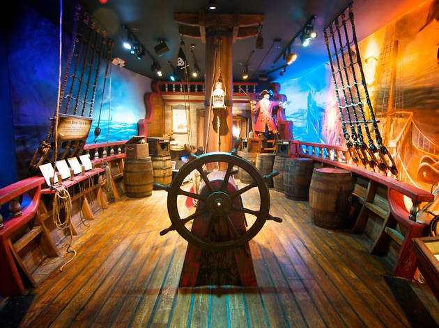 St. Augustine Pirate & Treasure Museum, eitw