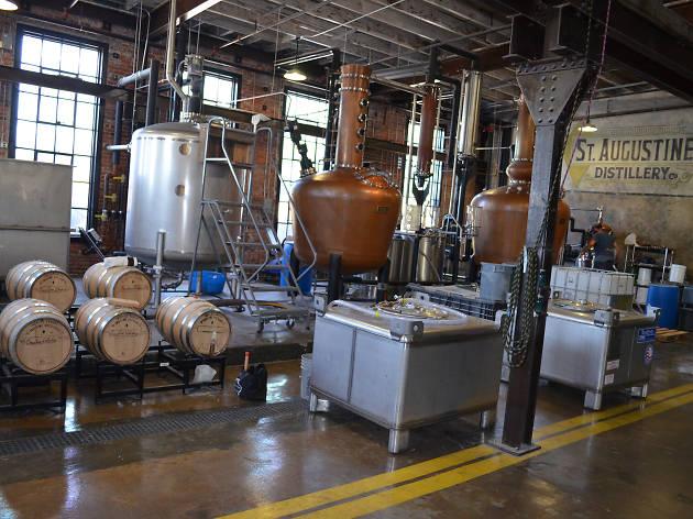 St Augustine Distillery, eitw