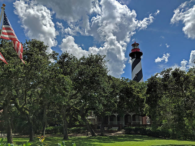 St Augustine Lighthouse, eitw