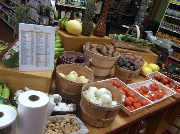 Diane's Natural Market & Café, eitw