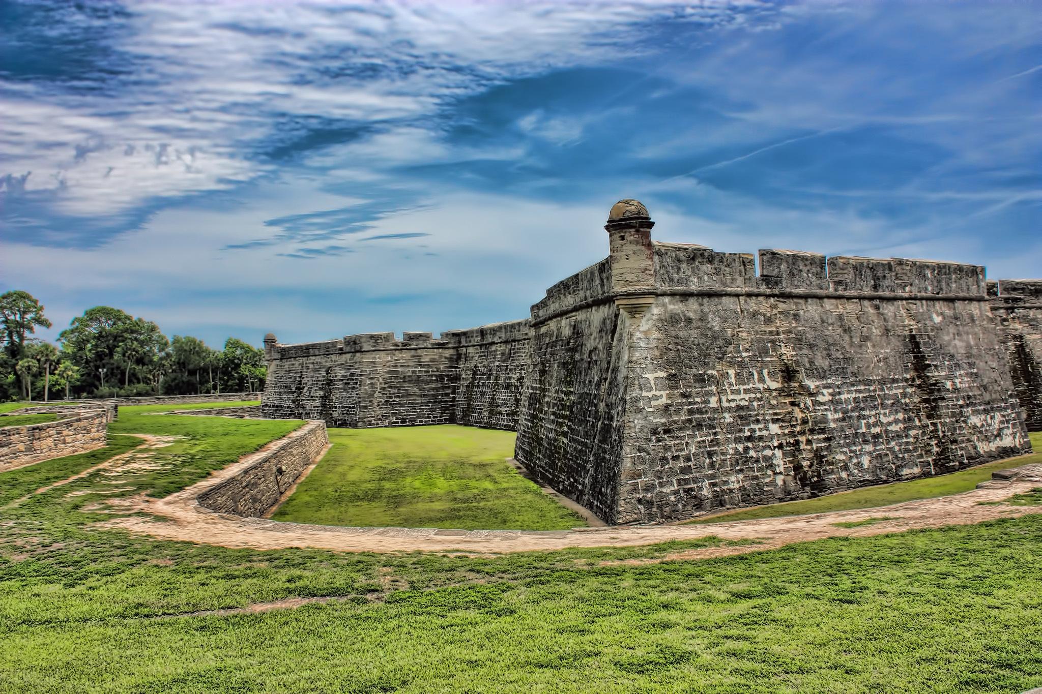 Castillo de San Marcos, eitw