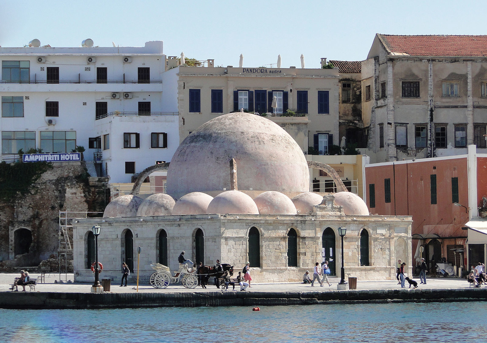 Chania's mosque