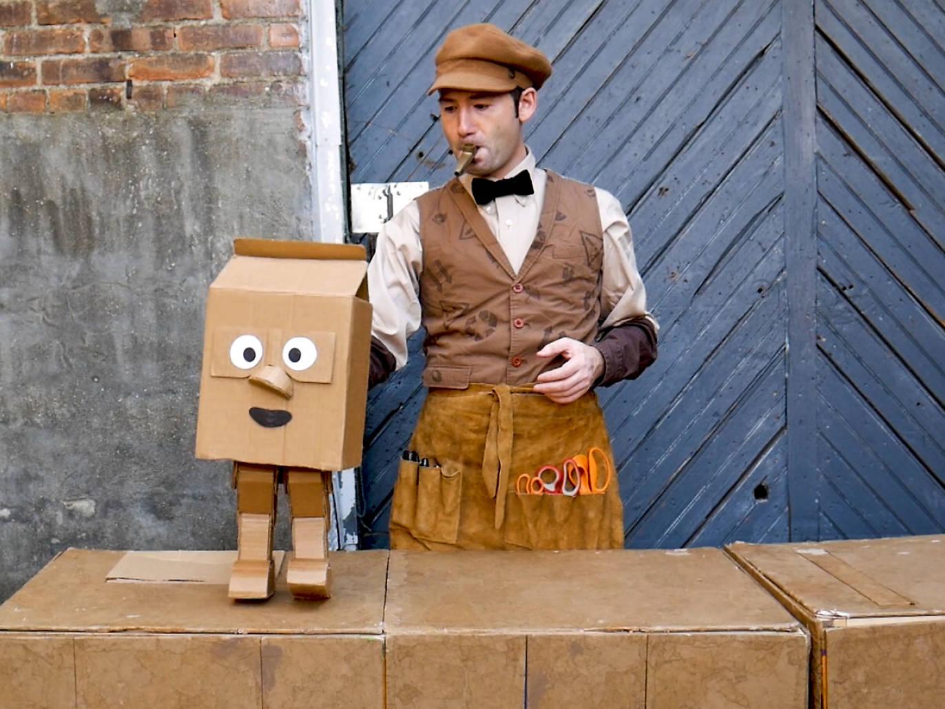 International Puppet Fringe Festival