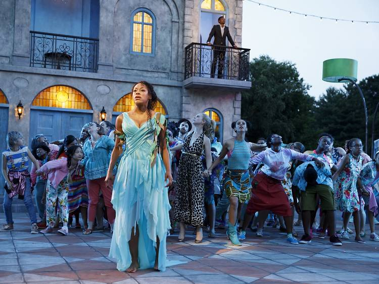 Free outdoor theater this summer in New York