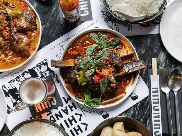 Feast on duck and short rib at Chin Chin's new curry club