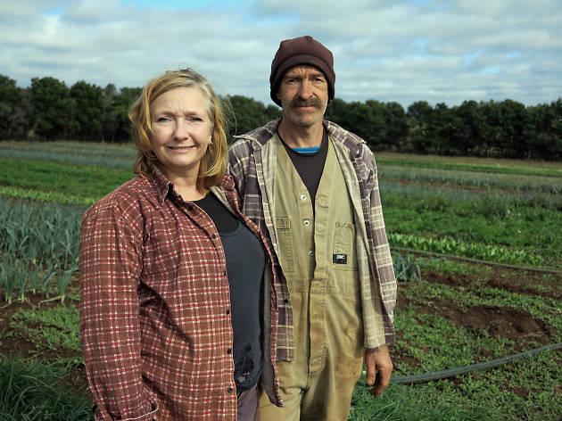 Tim and DeriAnne Wyatt of Angelica Farm