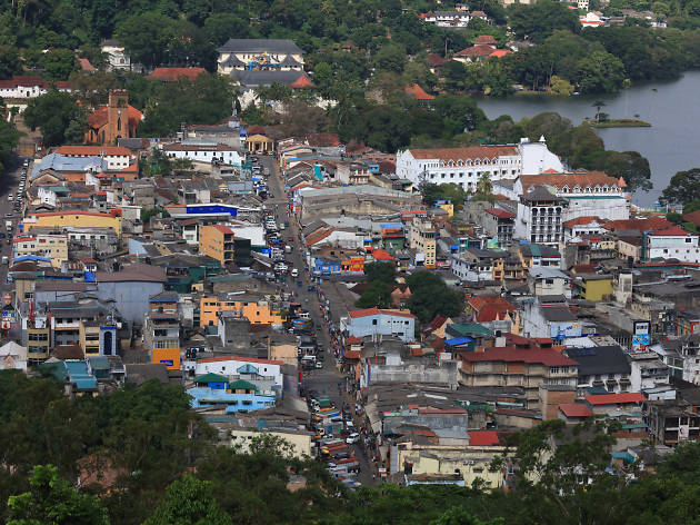 Kandy – charming citadel of the hills