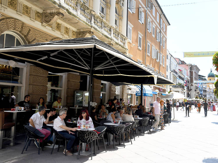 Filodrammatica Bookshop Café