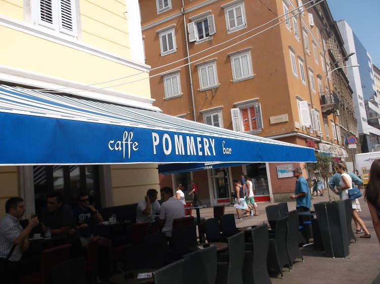 Champagne Bar Pommery