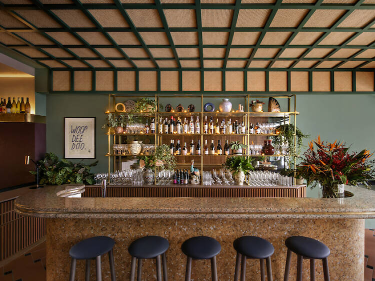 The best wine bars in Singapore