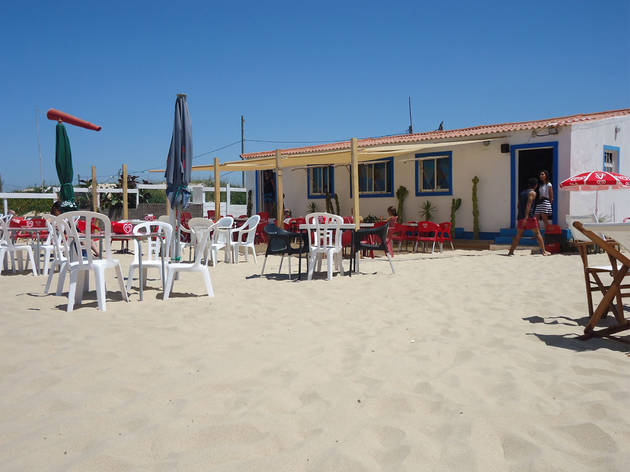 Albatroz Bar de Praia