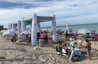 First Fridays Beach Picnic