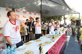 Day-Lee Foods World Gyoza Eating Championship