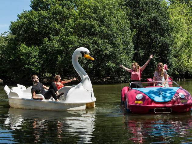 Have your best London summer yet