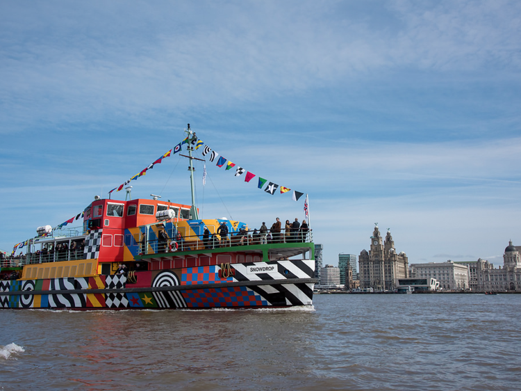 Track down outdoor installations at London Design Festival