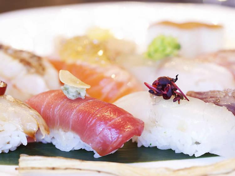 Les meilleurs sushis de Paris