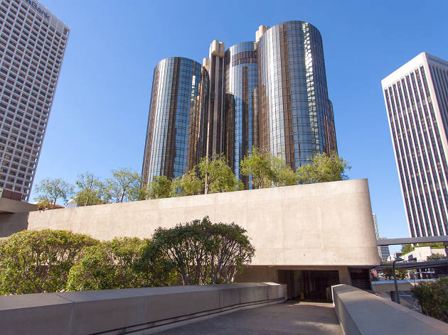 a love letter to the westin bonaventure hotel. Black Bedroom Furniture Sets. Home Design Ideas
