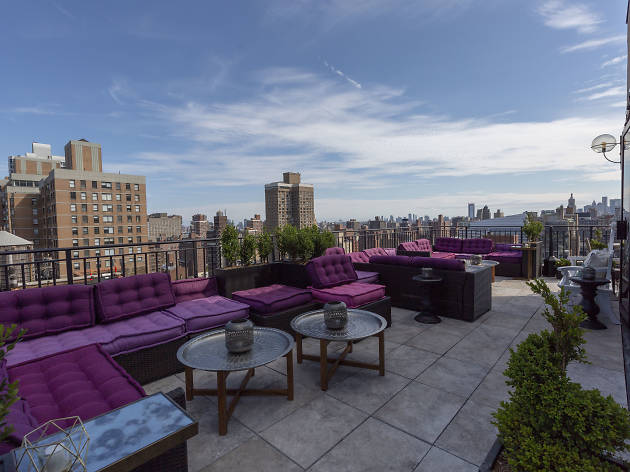The Blue Rooftop at Marmara Park Ave