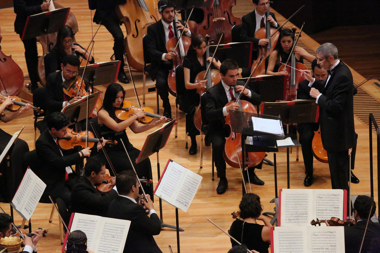 Orquesta Juvenil Universitaria Eduardo Mata (OJUEM)