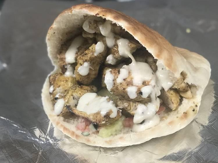 Alquds Mediterranean Grill & Grocery